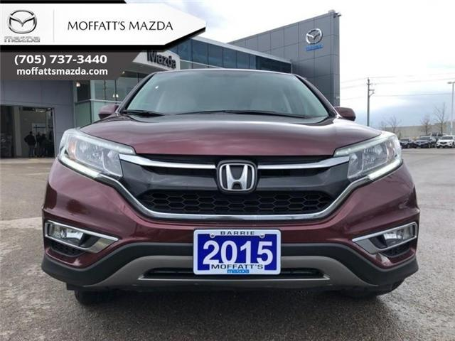 2015 Honda CR-V EX-L (Stk: P7180A) in Barrie - Image 9 of 30