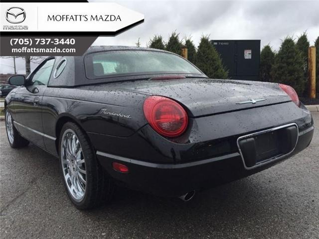 2002 Ford Thunderbird Standard (Stk: Consignment ) in Barrie - Image 3 of 17