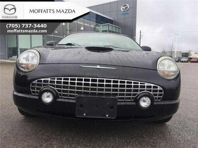 2002 Ford Thunderbird Standard (Stk: Consignment ) in Barrie - Image 6 of 17