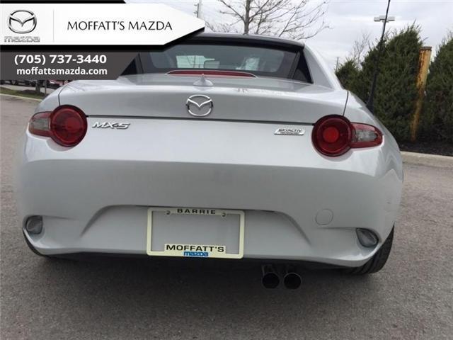 2017 Mazda MX-5 RF GT (Stk: P4961) in Barrie - Image 3 of 25