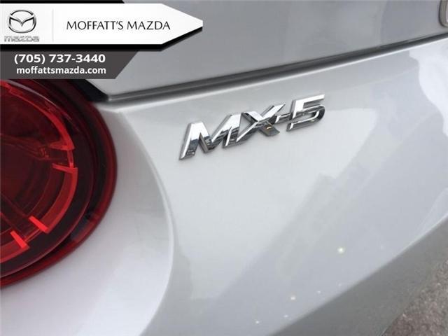 2017 Mazda MX-5 RF GT (Stk: P4961) in Barrie - Image 9 of 25