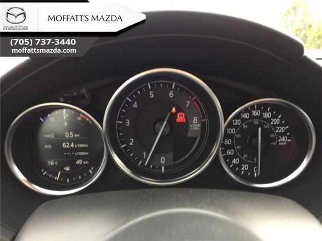 2017 Mazda MX-5 RF GT (Stk: P4961) in Barrie - Image 14 of 25