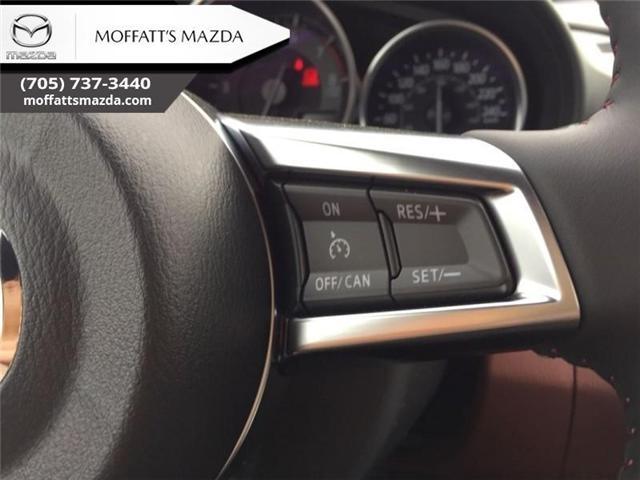 2017 Mazda MX-5 RF GT (Stk: P4961) in Barrie - Image 16 of 25