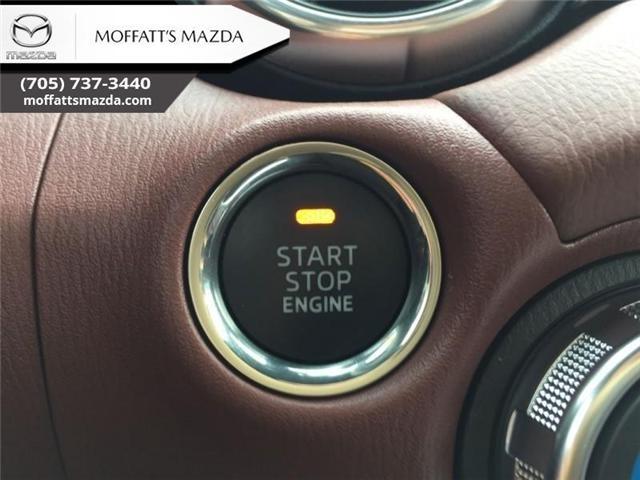 2017 Mazda MX-5 RF GT (Stk: P4961) in Barrie - Image 20 of 25