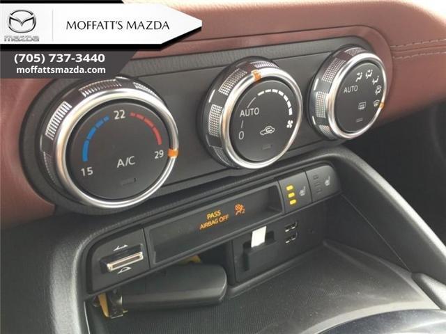 2017 Mazda MX-5 RF GT (Stk: P4961) in Barrie - Image 21 of 25