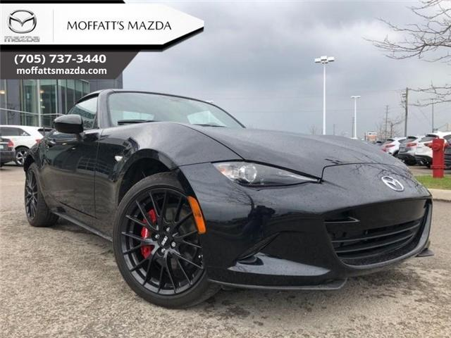 2017 Mazda MX-5 RF GS (Stk: P4692) in Barrie - Image 10 of 28