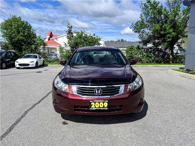 2009 Honda Accord EX-L (Stk: I7487A) in Peterborough - Image 2 of 22