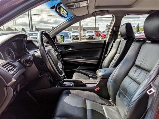 2009 Honda Accord EX-L (Stk: I7487A) in Peterborough - Image 7 of 22