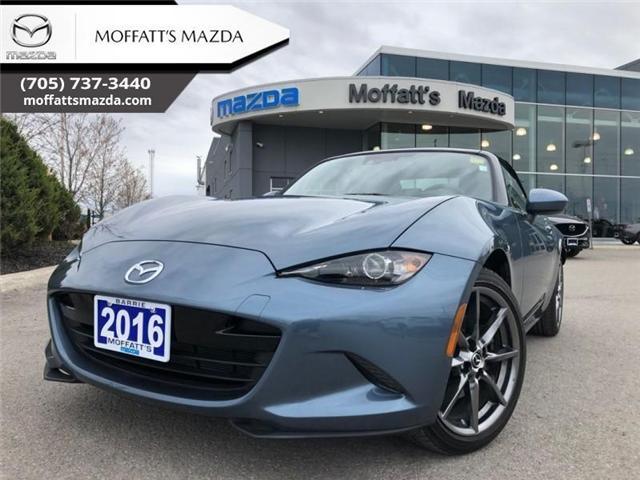 2016 Mazda MX-5 GT (Stk: 27530) in Barrie - Image 1 of 30