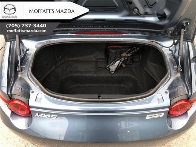 2016 Mazda MX-5 GT (Stk: 27530) in Barrie - Image 8 of 30