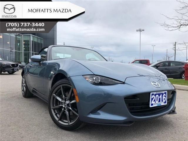 2016 Mazda MX-5 GT (Stk: 27530) in Barrie - Image 11 of 30