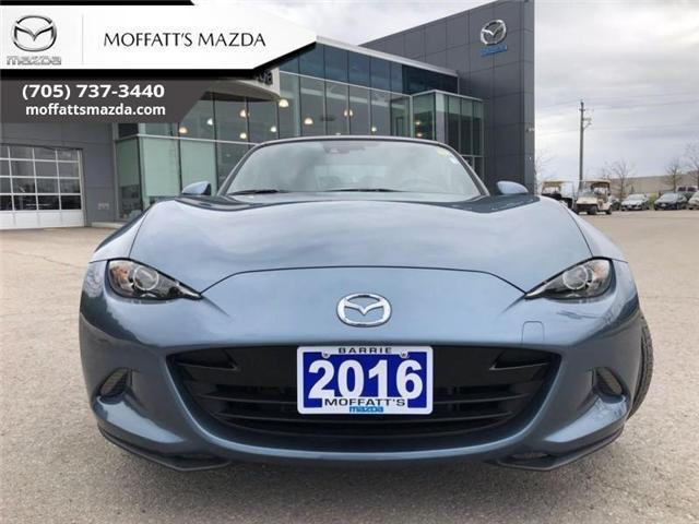 2016 Mazda MX-5 GT (Stk: 27530) in Barrie - Image 12 of 30