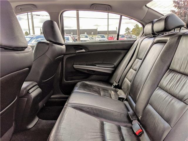 2009 Honda Accord EX-L (Stk: I7487A) in Peterborough - Image 16 of 22