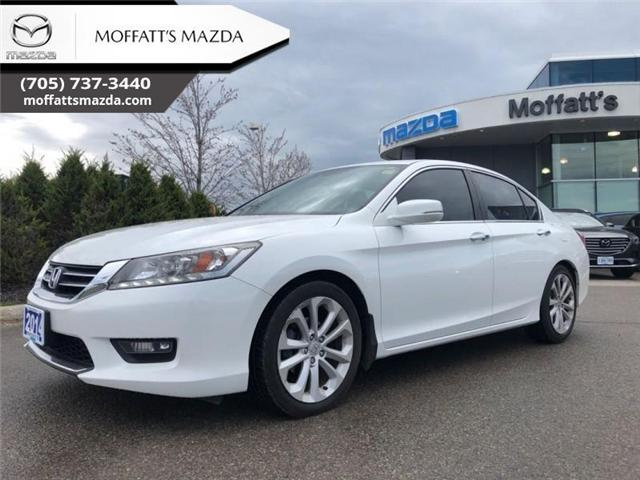 2014 Honda Accord Touring (Stk: 27529) in Barrie - Image 2 of 30
