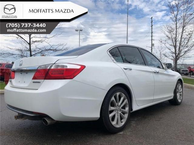 2014 Honda Accord Touring (Stk: 27529) in Barrie - Image 9 of 30