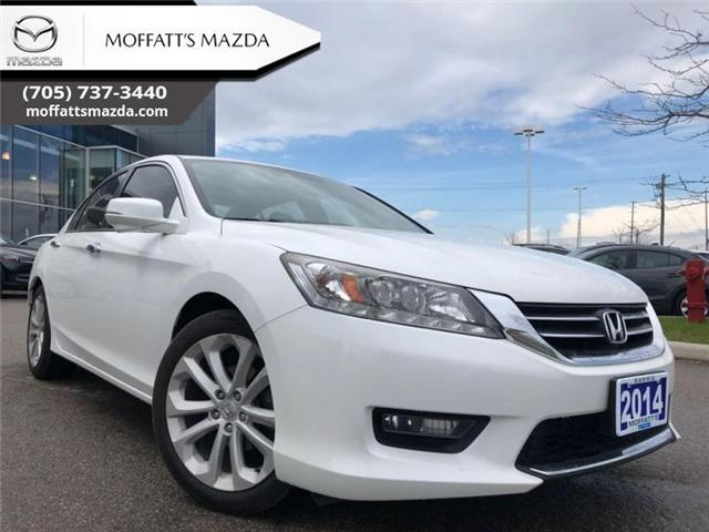 2014 Honda Accord Touring (Stk: 27529) in Barrie - Image 11 of 30