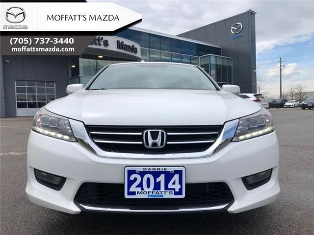 2014 Honda Accord Touring (Stk: 27529) in Barrie - Image 12 of 30
