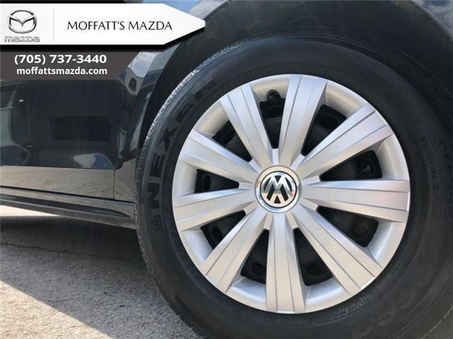 2013 Volkswagen Jetta 2.0L Trendline+ (Stk: 27484A) in Barrie - Image 12 of 26