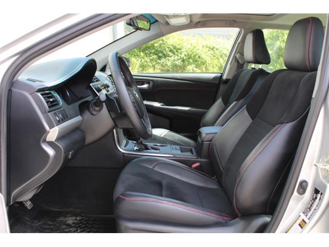 2016 Toyota Camry XSE (Stk: u553647) in Courtenay - Image 9 of 29