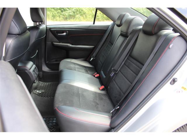 2016 Toyota Camry XSE (Stk: u553647) in Courtenay - Image 10 of 29