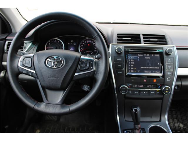 2016 Toyota Camry XSE (Stk: u553647) in Courtenay - Image 11 of 29