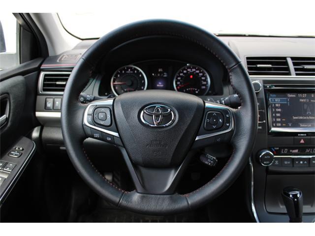 2016 Toyota Camry XSE (Stk: u553647) in Courtenay - Image 12 of 29