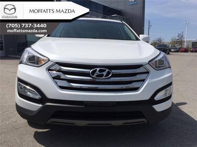 2015 Hyundai Santa Fe Sport 2.0T Premium (Stk: P7000A) in Barrie - Image 6 of 24