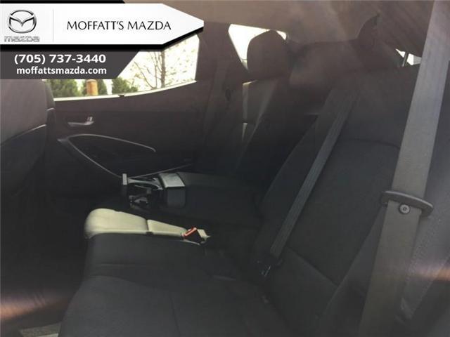 2015 Hyundai Santa Fe Sport 2.0T Premium (Stk: P7000A) in Barrie - Image 11 of 24