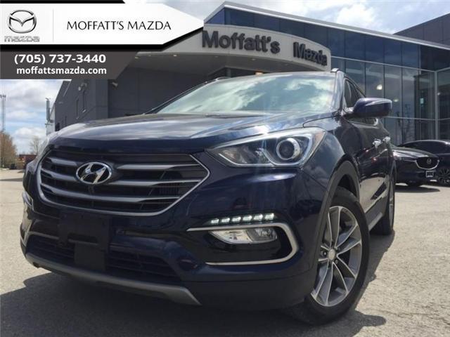 2017 Hyundai Santa Fe Sport 2.0T SE (Stk: 27544) in Barrie - Image 1 of 26