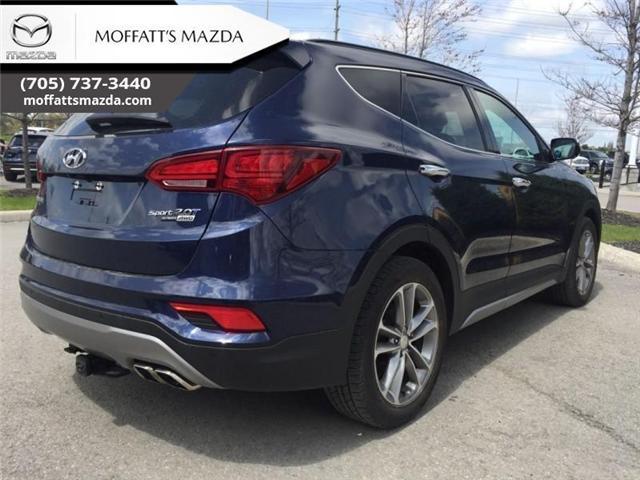 2017 Hyundai Santa Fe Sport 2.0T SE (Stk: 27544) in Barrie - Image 4 of 26