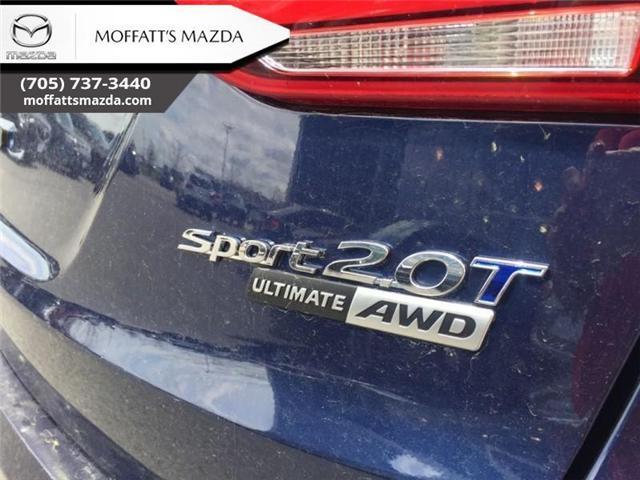 2017 Hyundai Santa Fe Sport 2.0T SE (Stk: 27544) in Barrie - Image 6 of 26
