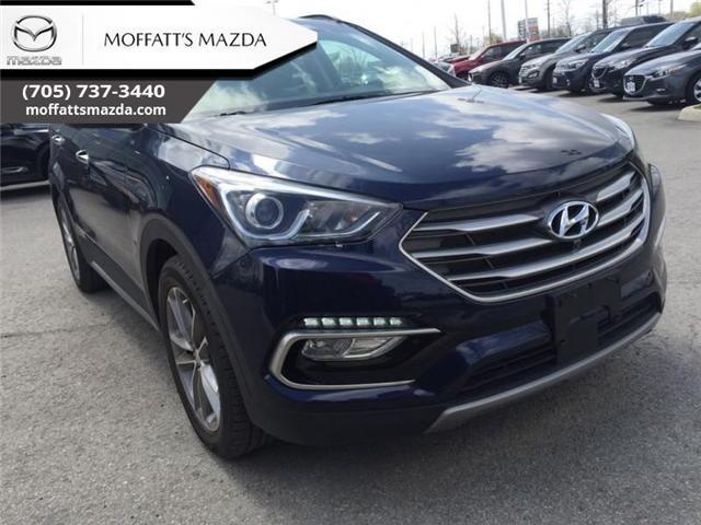 2017 Hyundai Santa Fe Sport 2.0T SE (Stk: 27544) in Barrie - Image 7 of 26