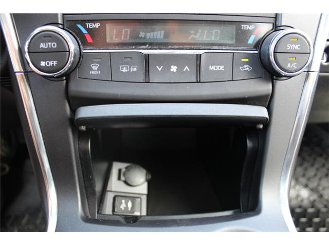 2016 Toyota Camry XSE (Stk: u553647) in Courtenay - Image 18 of 29