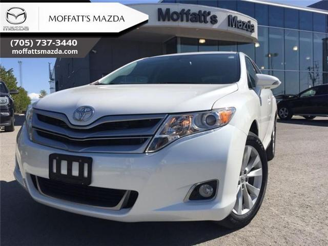 2016 Toyota Venza Base (Stk: 27545) in Barrie - Image 1 of 22