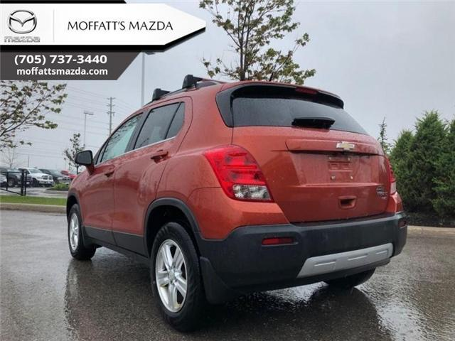 2014 Chevrolet Trax 1LT (Stk: 27557) in Barrie - Image 4 of 30