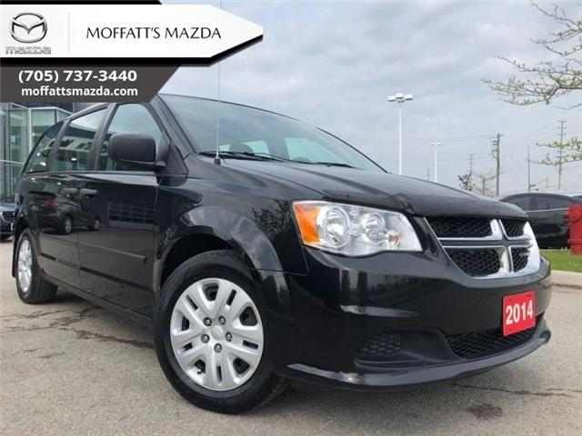 2014 Dodge Grand Caravan SE/SXT (Stk: 27556) in Barrie - Image 10 of 29