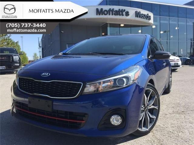 2017 Kia Forte 1.6L SX (Stk: P7280A) in Barrie - Image 1 of 26