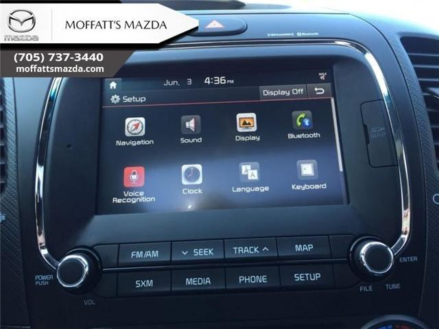 2017 Kia Forte 1.6L SX (Stk: P7280A) in Barrie - Image 21 of 26