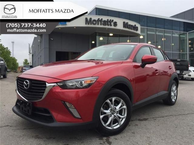2016 Mazda CX-3 GS (Stk: P7289A) in Barrie - Image 1 of 25