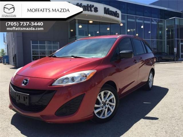 2013 Mazda Mazda5 GS (Stk: P7199A) in Barrie - Image 1 of 23