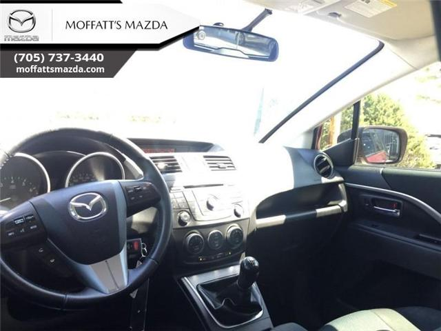 2013 Mazda Mazda5 GS (Stk: P7199A) in Barrie - Image 12 of 23
