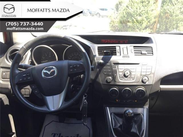 2013 Mazda Mazda5 GS (Stk: P7199A) in Barrie - Image 13 of 23