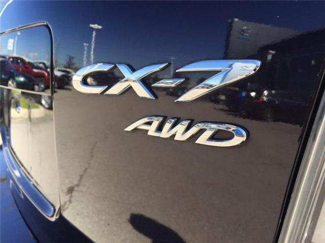 2010 Mazda CX-7 GS (Stk: P7228A) in Barrie - Image 17 of 30