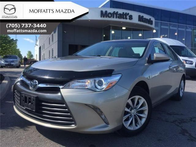 2016 Toyota Camry SE (Stk: 27580) in Barrie - Image 1 of 22