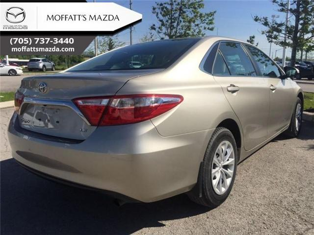 2016 Toyota Camry SE (Stk: 27580) in Barrie - Image 4 of 22
