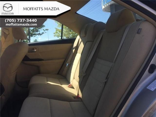 2016 Toyota Camry SE (Stk: 27580) in Barrie - Image 10 of 22
