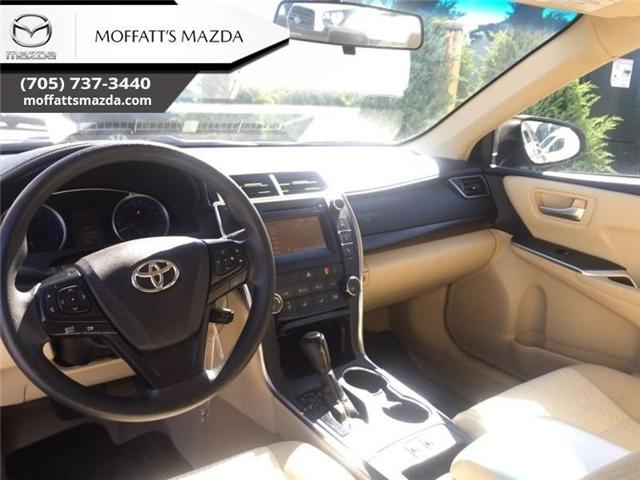 2016 Toyota Camry SE (Stk: 27580) in Barrie - Image 11 of 22