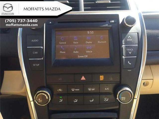 2016 Toyota Camry SE (Stk: 27580) in Barrie - Image 18 of 22