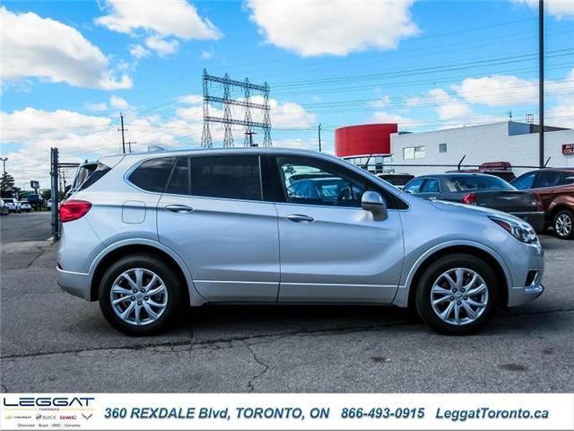 2019 Buick Envision Preferred (Stk: 001833) in Etobicoke - Image 4 of 28
