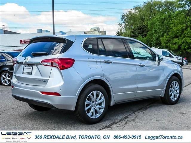 2019 Buick Envision Preferred (Stk: 001833) in Etobicoke - Image 5 of 28